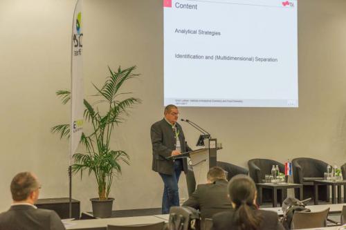 Slika 15. Prof. dr. sc. E. Leitner, voditelj Zavoda za analitičku i prehrambenu kemiju, TehničkoSveučilište u Grazu.