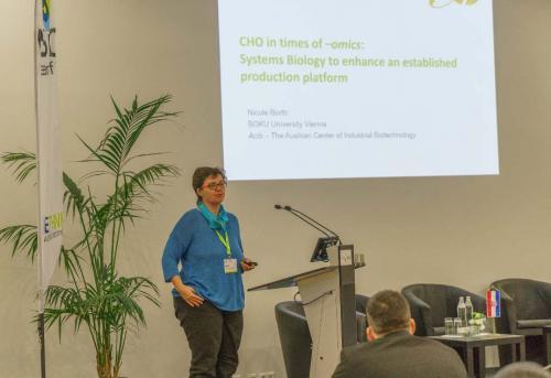 Slika 14. Prof. dr. sc. N. Borth, Zavod za biotehnologiju, Sveučilište u Beču.
