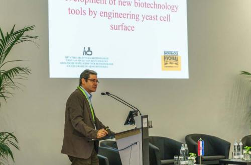 Slika 9. Prof. dr. sc. V. Mrša, Prehrambeno-biotehnološki fakultet Sveučilišta u Zagrebu.